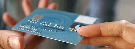 Accept credit cards and expand your in-store and online sales